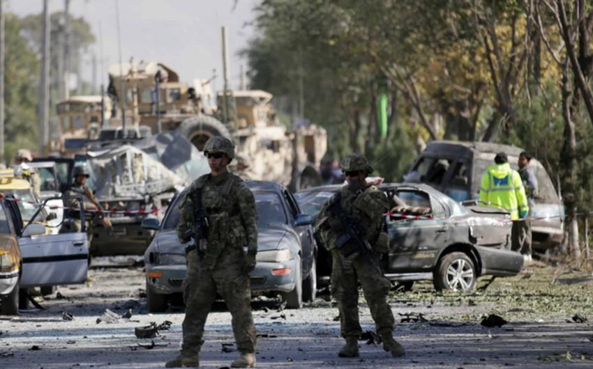 Əfqanıstanda partlayış törədilib, 3 nəfər ölüb, 5 polis yaralanıb