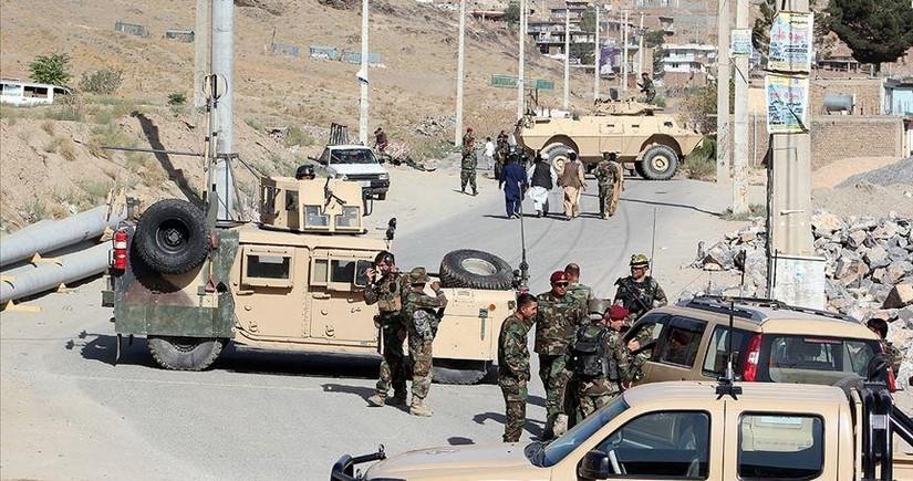 Əfqanıstanda hərbçilərlə Taliban arasında atışma olub, 5 dinc sakin ölüb, 12-si yaralanıb
