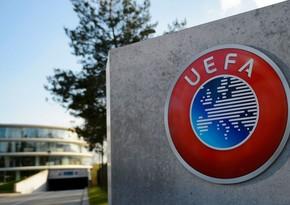 UEFA milli komandaların oyunları ilə bağlı yeni qaydaları təsdiqlədi