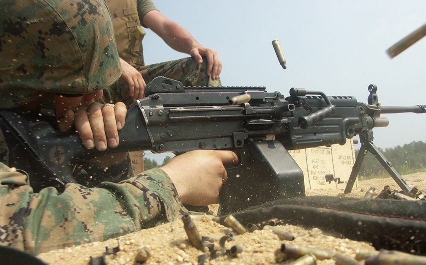 Armenians violate ceasefire 23 times throughout the day