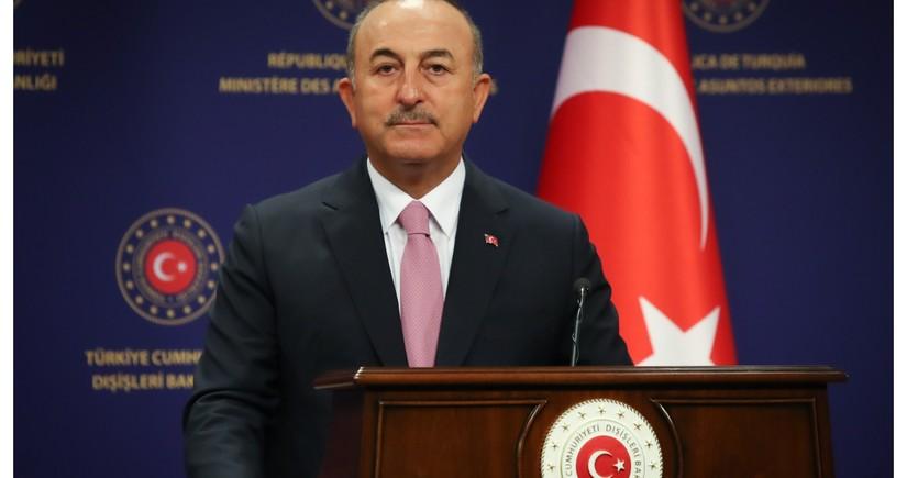 """Mövlud Çavuşoğlu: Türkiyənin """"F-35"""" və """"F-16"""" qırıcıları ilə bağlı alternativləri var"""
