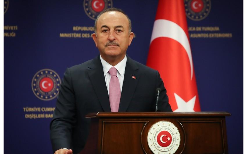 """Çavuşoğlu: """"İkinci Dünya Müharibəsindən sonra qurulmuş sistem qlobal problemlərə cavab vermir"""""""
