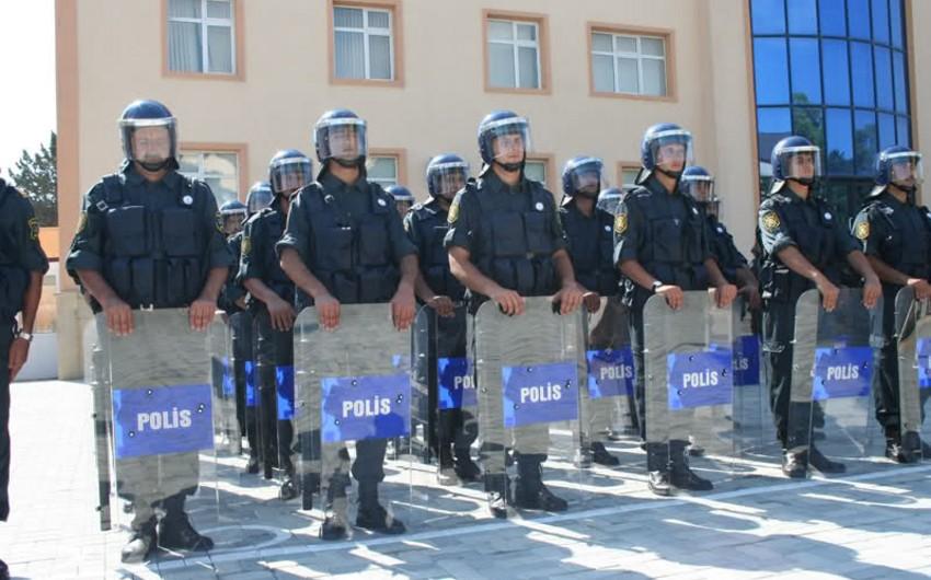 Polis hissələrindən başqa quruma keçən əməkdaşların vəzifə maaşı saxlanılacaq