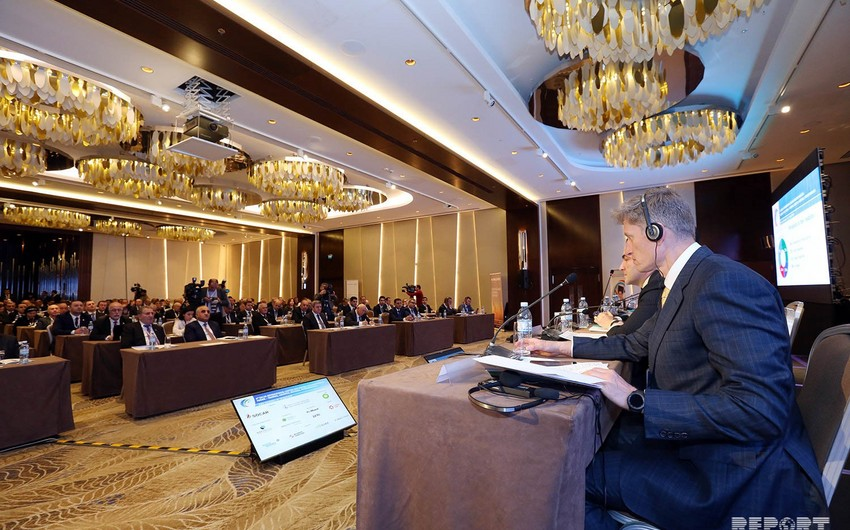 Добыча газа в Азербайджане достигнет 45 млрд кубометров в 2021 году