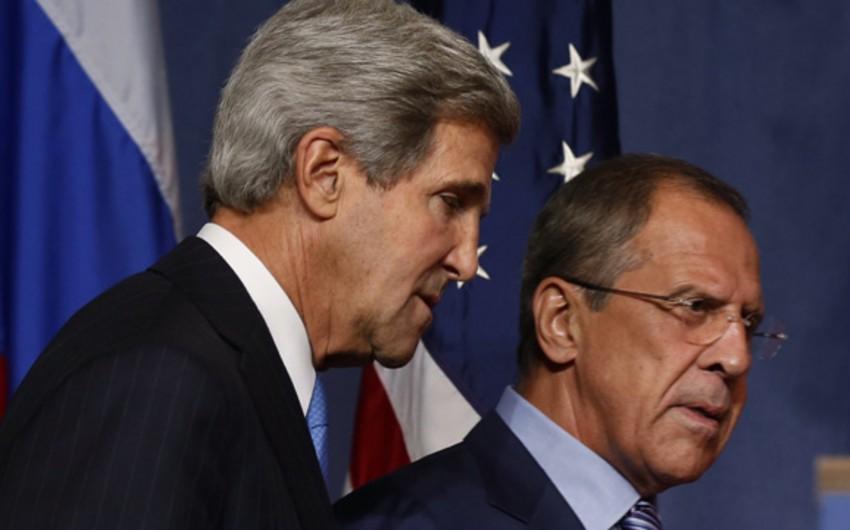 Con Kerri ilə Sergey Lavrov arasında görüş keçiriləcək