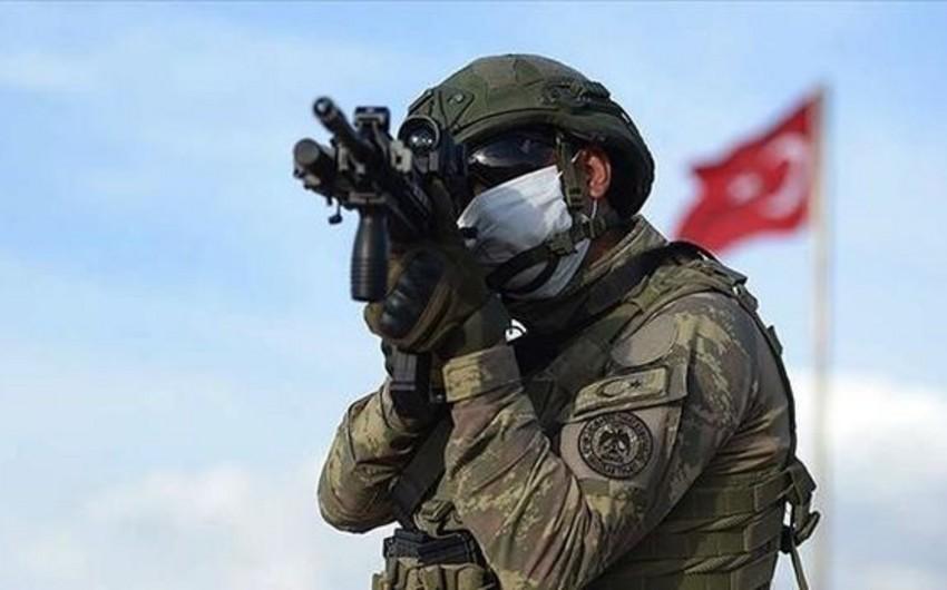 Türkiyə İraqın şimalında 3 terrorçunu zərərsizləşdirib