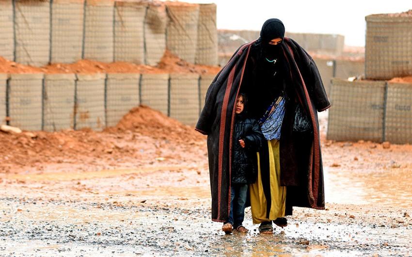 BMT Suriyada qaçqın düşərgələrindəki vəziyyətin acınacaqlı olduğunu açıqlayıb