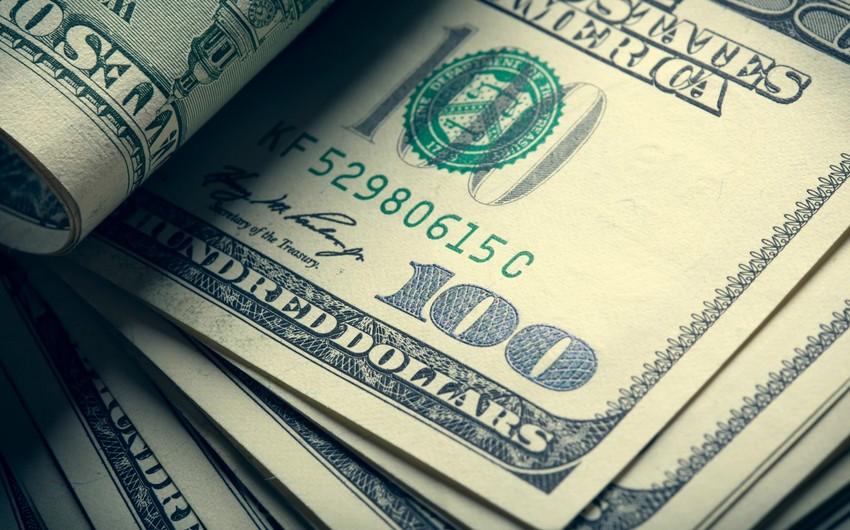 AMB: Bazar ertəsi dolların rəsmi məzənnəsi 1,4994 manat olacaq