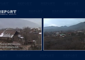 Recordings from Zoghalbulag village of Khojavend