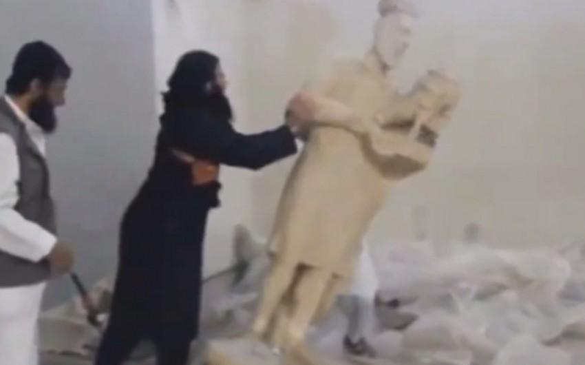 İslam Dövləti qruplaşmasının yaraqlıları İraqda IV əsrə aid monastırı məhv ediblər