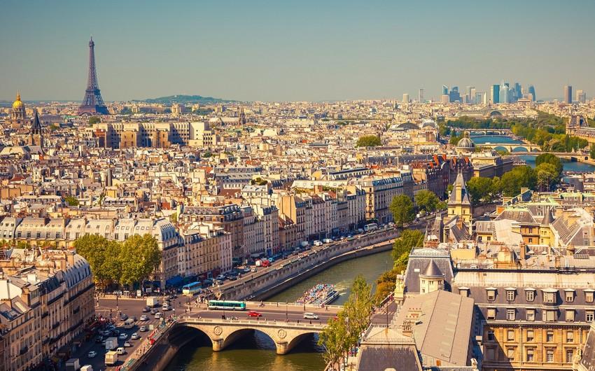 Parisdə mənzillərin bir kvadrat metrinin qiyməti 10 min avronu ötüb