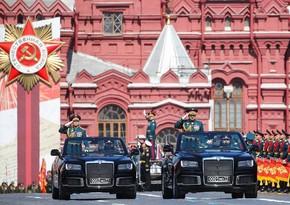 Moskvada Qələbə paradı - FOTOREPORTAJ