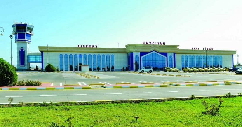 """Naxçıvan"""" Beynəlxalq Hava Limanı AZAL-ın tabeliyindən çıxarılır - QƏRAR"""
