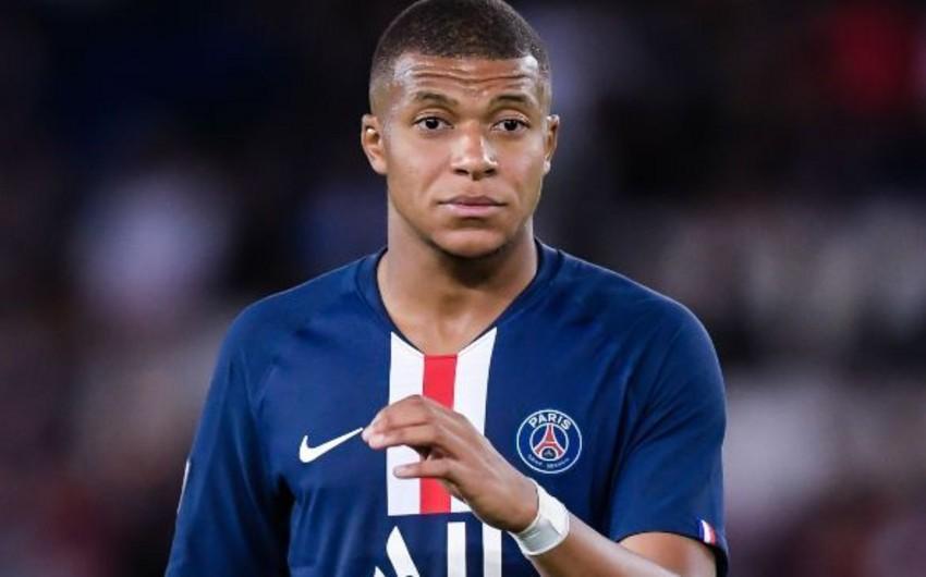 Mbappe Avro-2020 seçmə mərhələsində Fransa yığmasının heyətində oynamayacaq