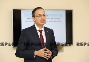 Посол Пакистана: Мы благодарны Азербайджану за поддержку