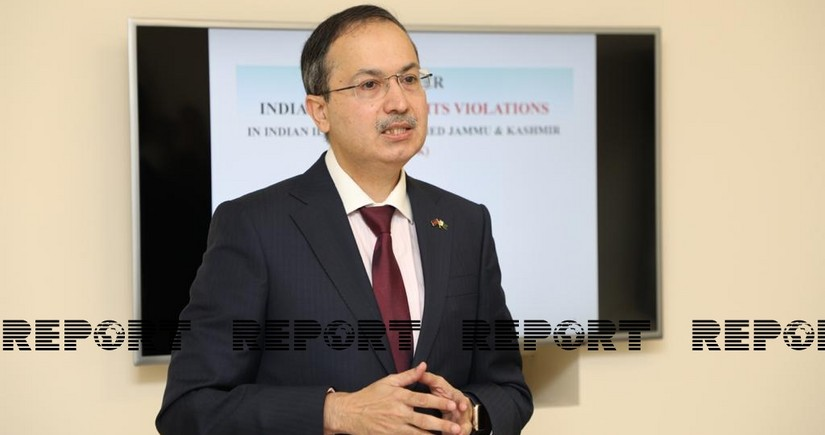 Pakistani envoy: We are grateful to Azerbaijan for its support