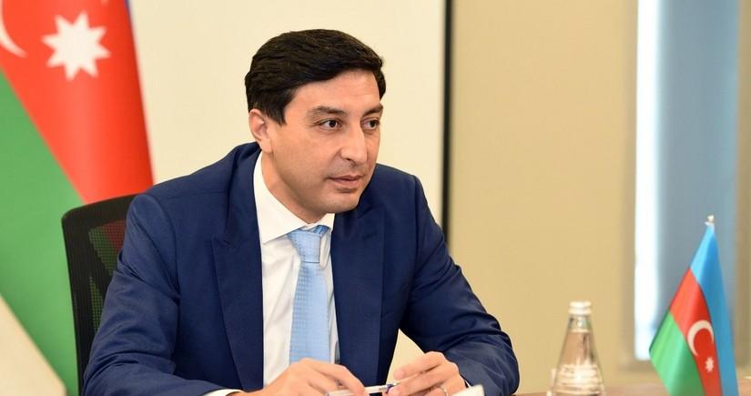Fərid Qayıbov: Olimpiadada medal sayının az olmasının səbəbləri araşdırılır