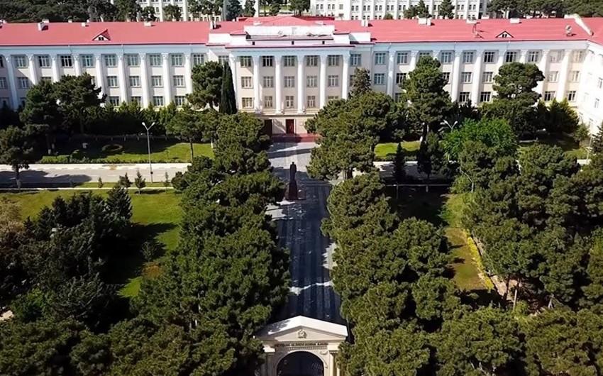 Azərbaycan Ali Hərbi Məktəbində təhsil alan xarici kursantların sayı hər il artır - VİDEO