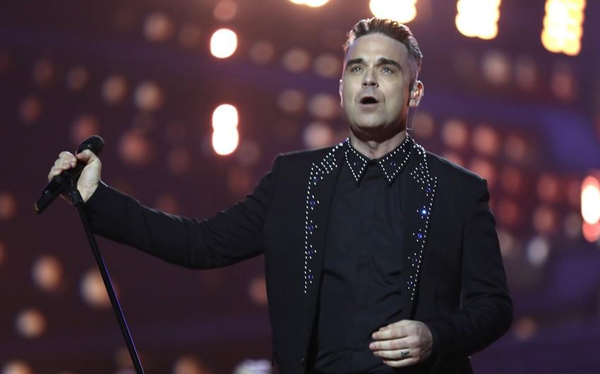 Robbi Uilyams Rusiyadakı konsertlərini ləğv edib