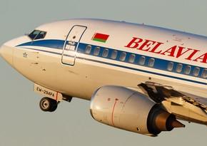 Minsk-Bakı aviareysi bərpa edildi