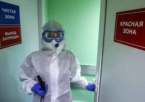 В Москве за сутки умерло свыше 70 пациентов с коронавирусом