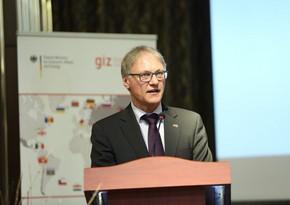 Посол об участии германских компаний в восстановлении освобожденных территорий Азербайджана
