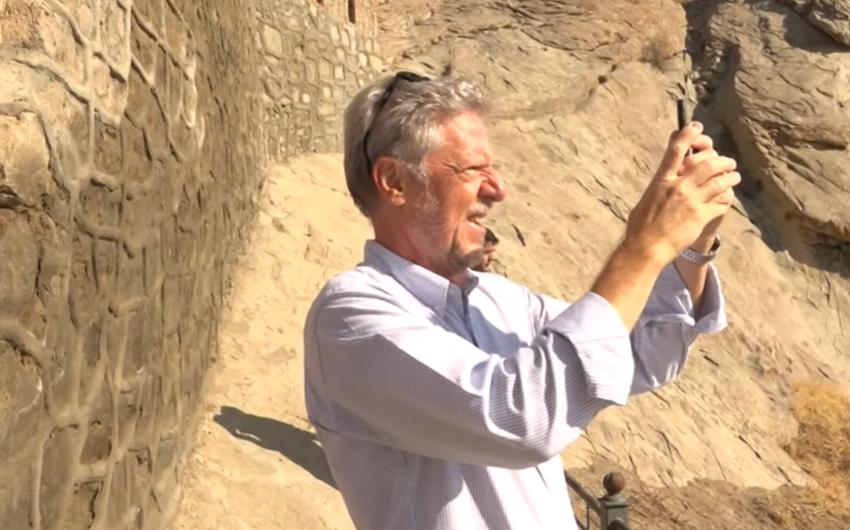 Ambassador Sergio Osvaldo Perez Gunella reveals purpose of visit to Nakhchivan
