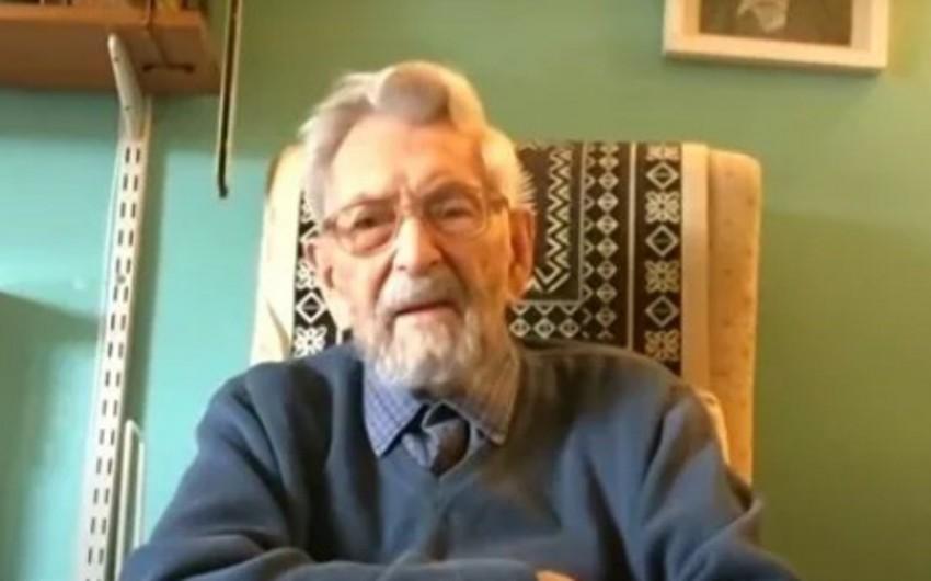 Dünyanın ən yaşlı sakini vəfat etdi - FOTO
