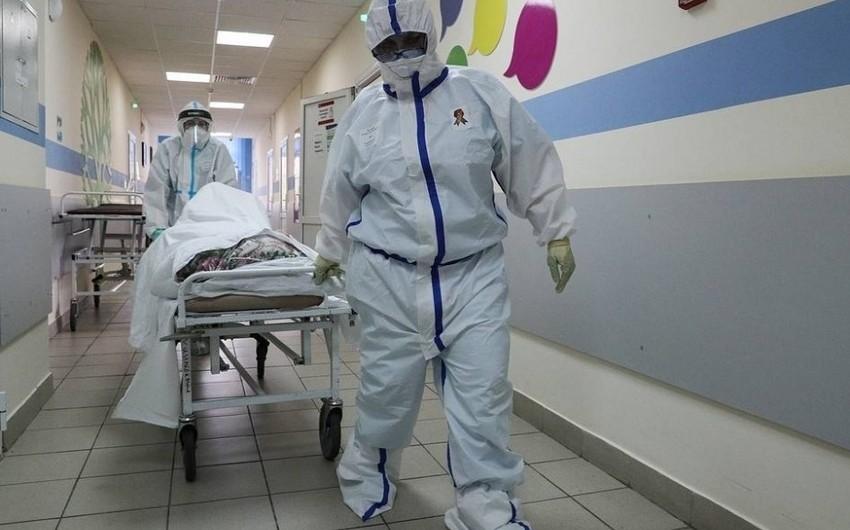 Moskvada koronavirusdan ölənlərin sayı 1 200-ü ötdü