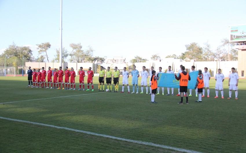 AFFA rəsmisi: Azərbaycan millisinin danışılmış oyunda iştirakına dair iddialar cəfəngiyatdır