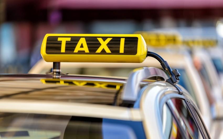 Sumqayıtda sərnişin taksi sürücüsünə qarşı soyğunçuluq etdi