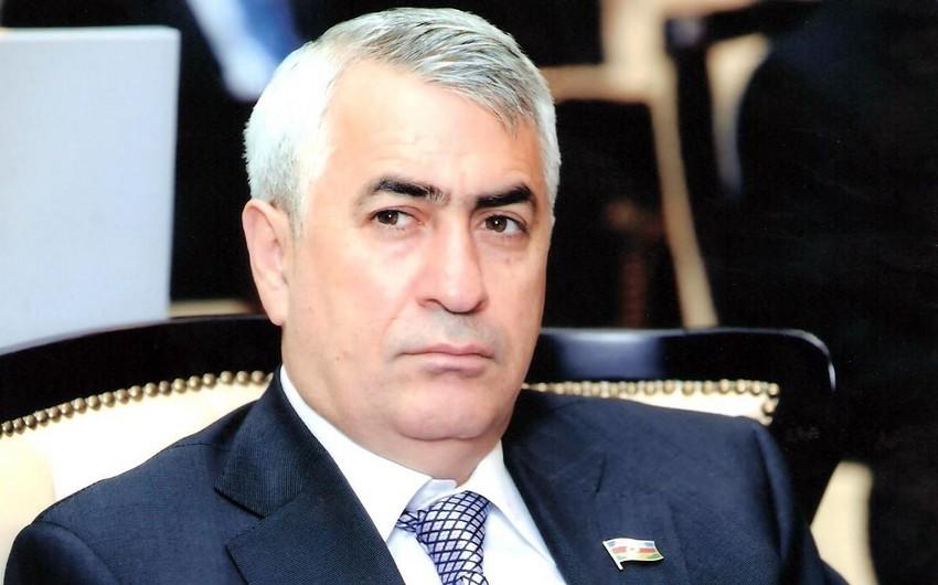 Cavid Qurbanov Azərbaycan Voleybol Federasiyasının prezidenti seçilib