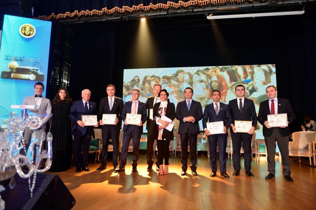 SOCAR Gürcüstanda bir neçə mükafata layiq görülüb