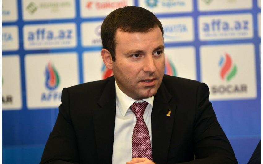 Elxan Məmmədov: