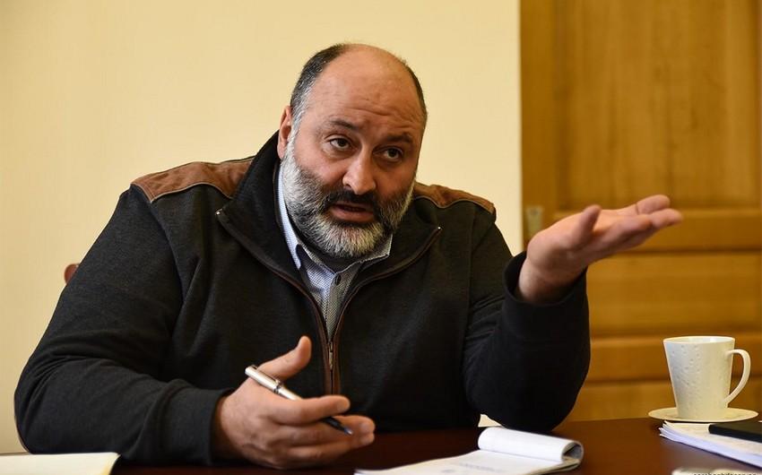 Ruling bloc MP Varazdat Karapetyan quits parliament