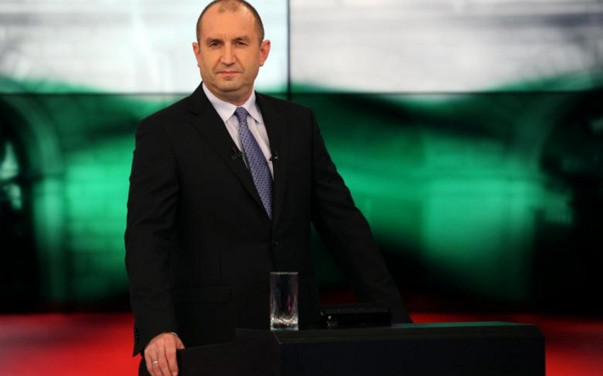 """Bolqarıstan Prezidenti: """"Biz Cənub Qaz Dəhlizinə dəstək veririk"""""""