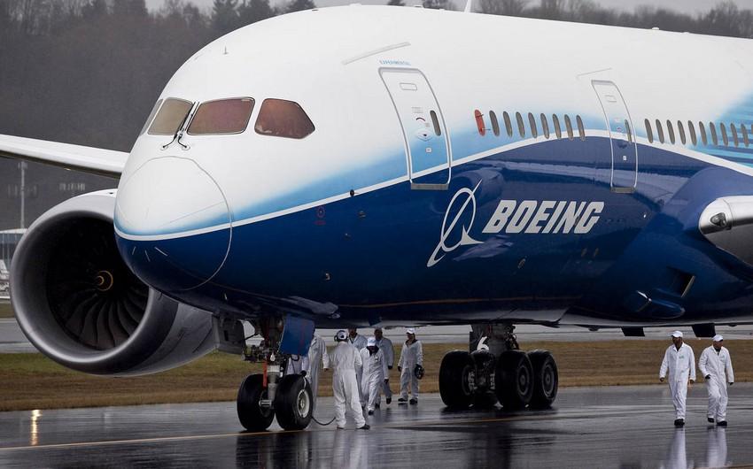 Акции Boeing продолжают дешеветь