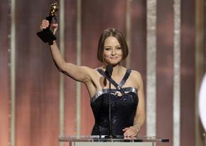 Məşhur amerikalı aktrisa Kann Film Festivalında 9-cu yüksək mükafatını qazandı