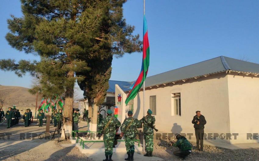 SBS border post opened in Zangilan
