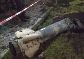 Missiles fired by enemy at Mingachevir destroyed by Air Defense Forces