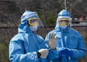 Gürcüstanda koronavirusa yoluxanların sayı 986-ya çatdı