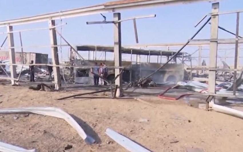İraqda terror aktları nəticəsində ölənlərin sayı 74 nəfərə çatıb