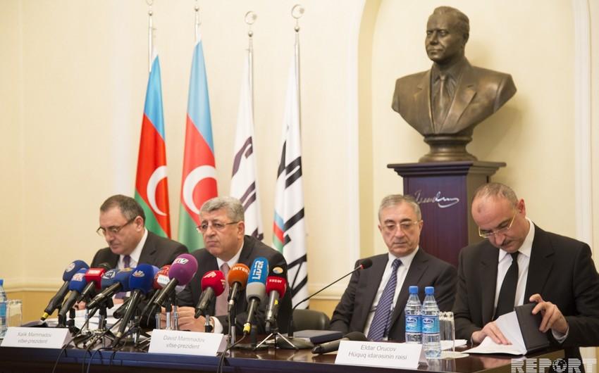 В Азербайджане объединены два нефтеперерабатывающих предприятия