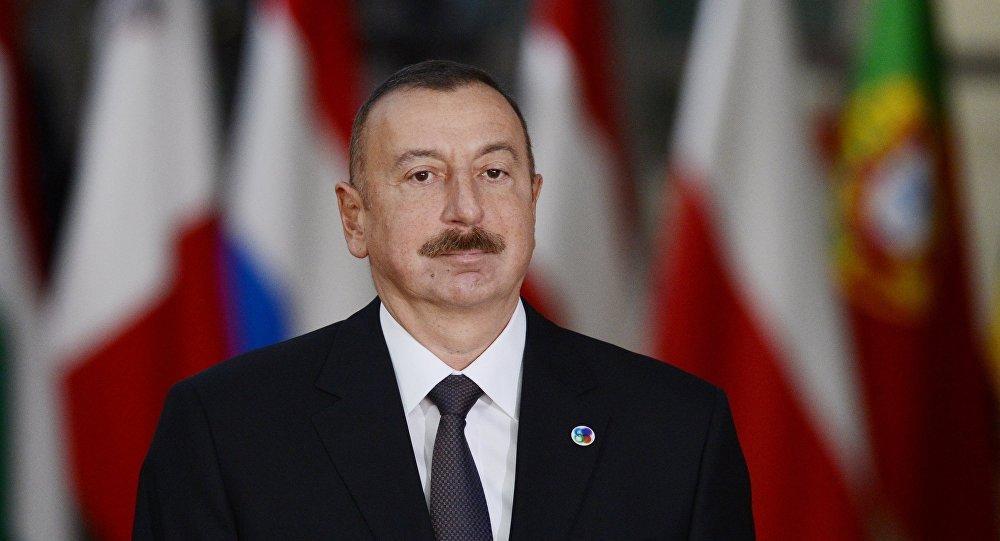 Ильхам Алиев: Все, что может нарушить покой наших граждан, может быть привнесено извне