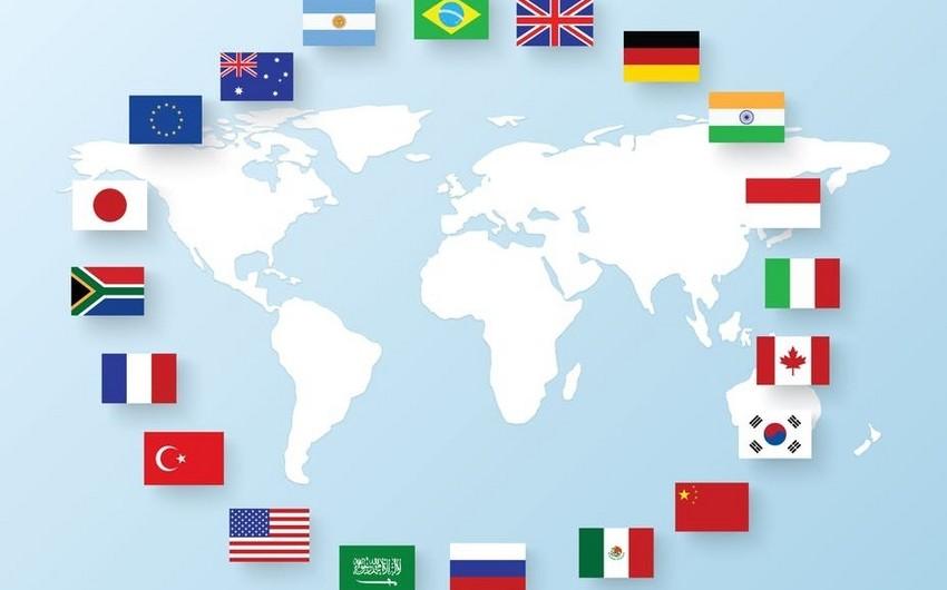 G20 ölkələrinin ticarət nazirləri koronavirusla bağlı müzakirə aparacaq