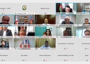 ASK Gürcüstandakı Azərbaycanlı İş Adamları Birliyi ilə əməkdaşlıq edəcək