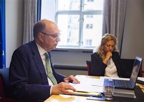 Sweden calls for de-escalation of situation on Azerbaijani-Armenian border