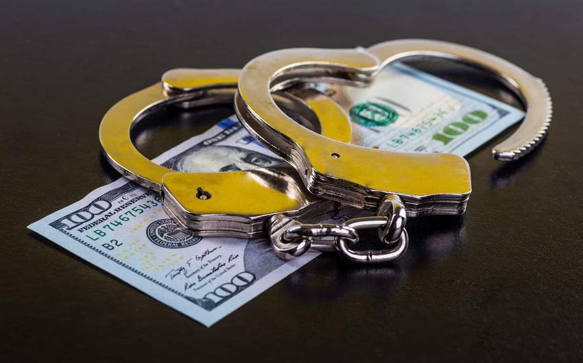 Türkiyə vətəndaşı Gürcüstanda külli miqdarda saxta dollarla saxlanılıb