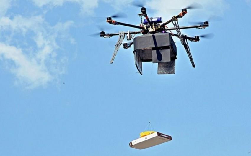 Yunanıstanda məhbusların dron vasitəsilə bağlamalar aldığı məlum olub