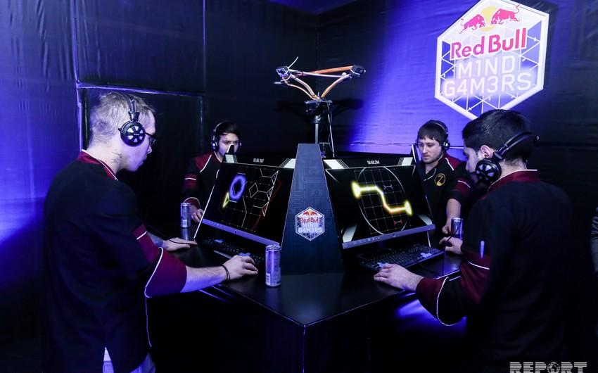 Red Bull Mind Gamersin Bakıda seçim turu keçirilir - FOTO